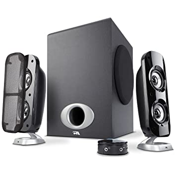 Review Cyber Acoustics High Power