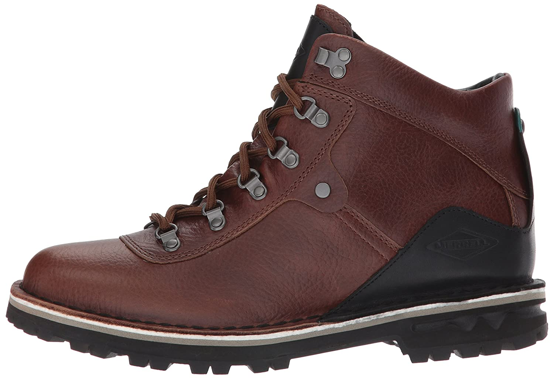 Merrell Women's Sugarbush Refresh Waterproof Hiking Boot Earth B01MZCVR9G 10 B(M) US|Dark Earth Boot 6f4e89