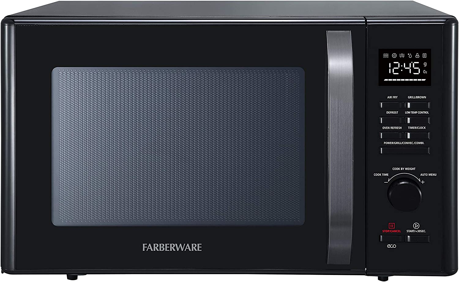 Farberware Black FMO10AHDBKC Convection Microwave Oven