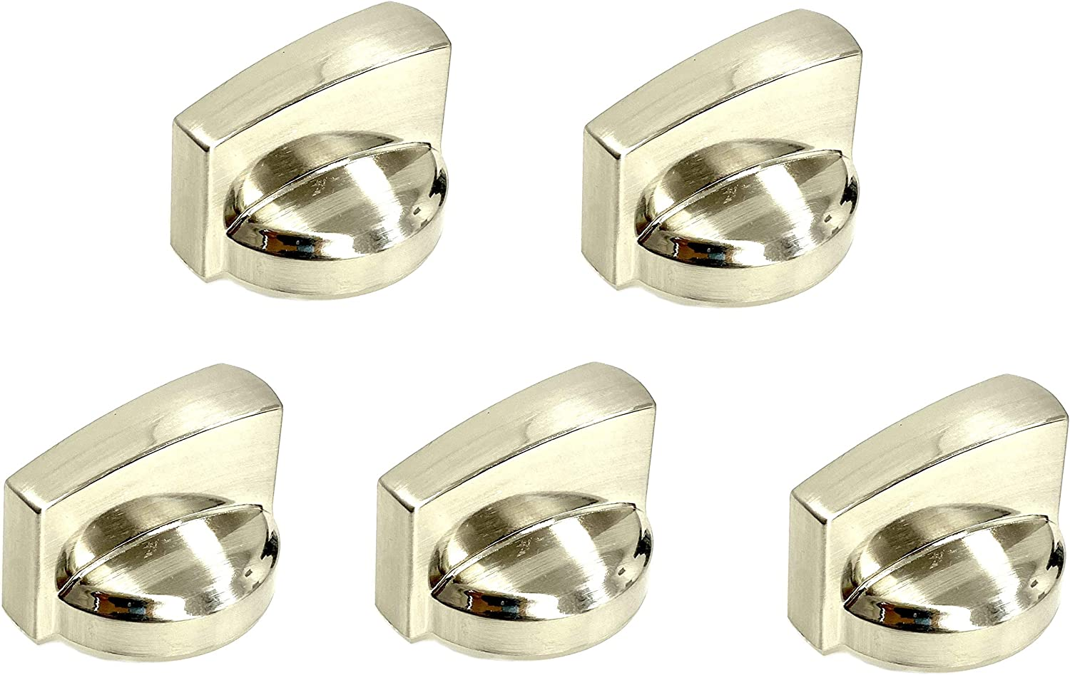 WB03X25796 Knob Replacement for GE Stove/Range AP5986232, WB03T10326, PS11721433 (5 Pack)