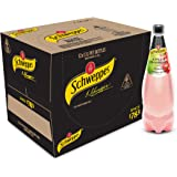 Schweppes Apple & Cranberry Mineral Water, 12 x 1.1L