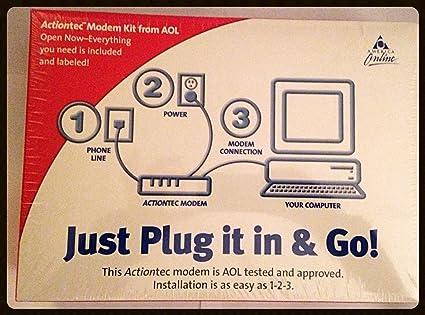 ACTIONTEC AOL USB ONLY WINDOWS VISTA DRIVER DOWNLOAD