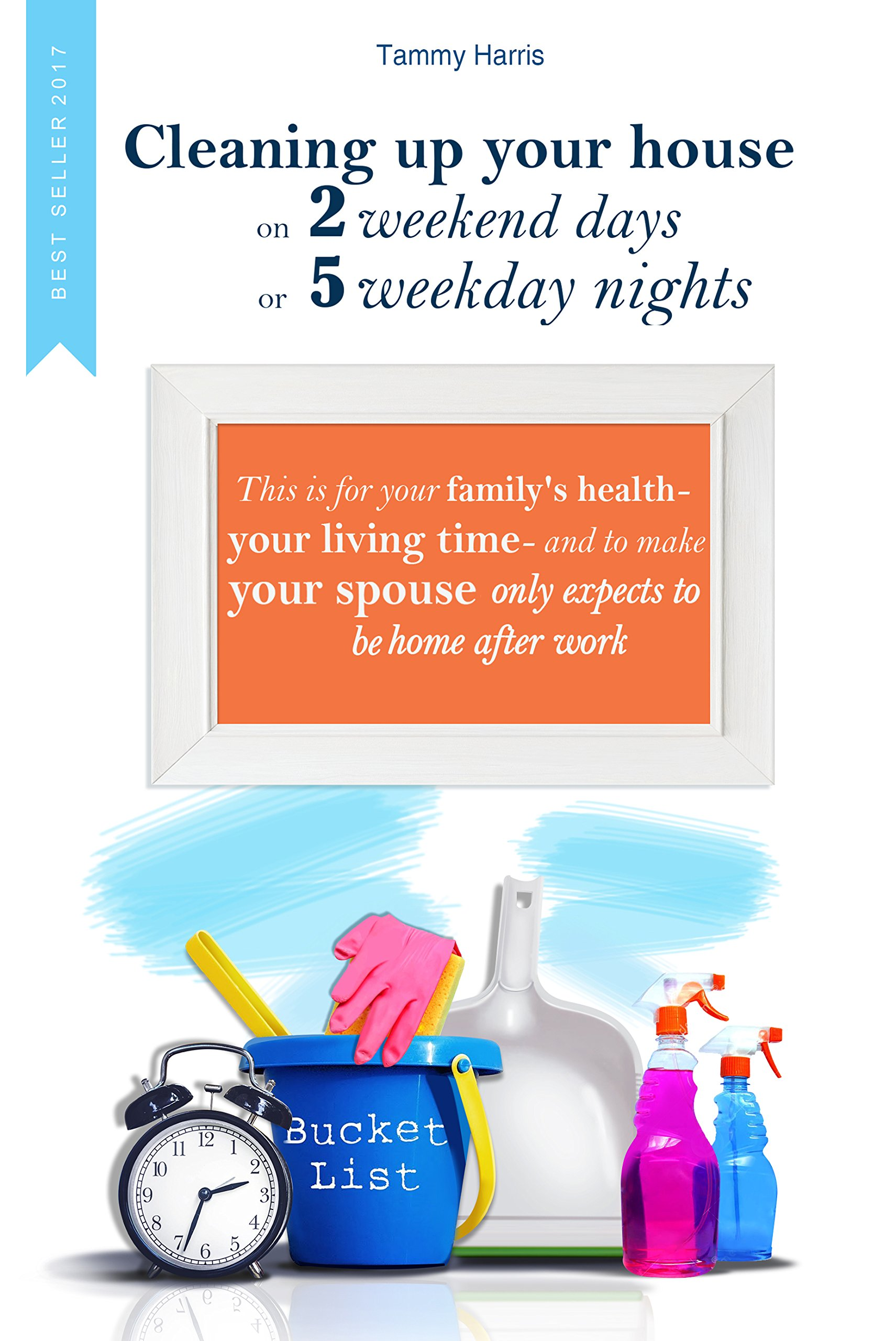 Télécharger Lire en Ligne CLEANING UP YOUR HOUSE ON 2 WEEKEND DAYS OR 5 WEEKDAY NIGHTS: This is for your family's health    your living time   and to make your spouse only expects to be home after work. (English Edition) 