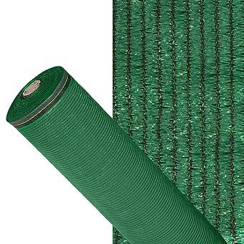 Malla Sombreo 90%, Rollo 1,5 x 50 metros, Reduce Radiación, Protección Jardín y Terraza, Regula Temperatura, Color Verde Claro: Amazon.es: Industria, empresas y ciencia