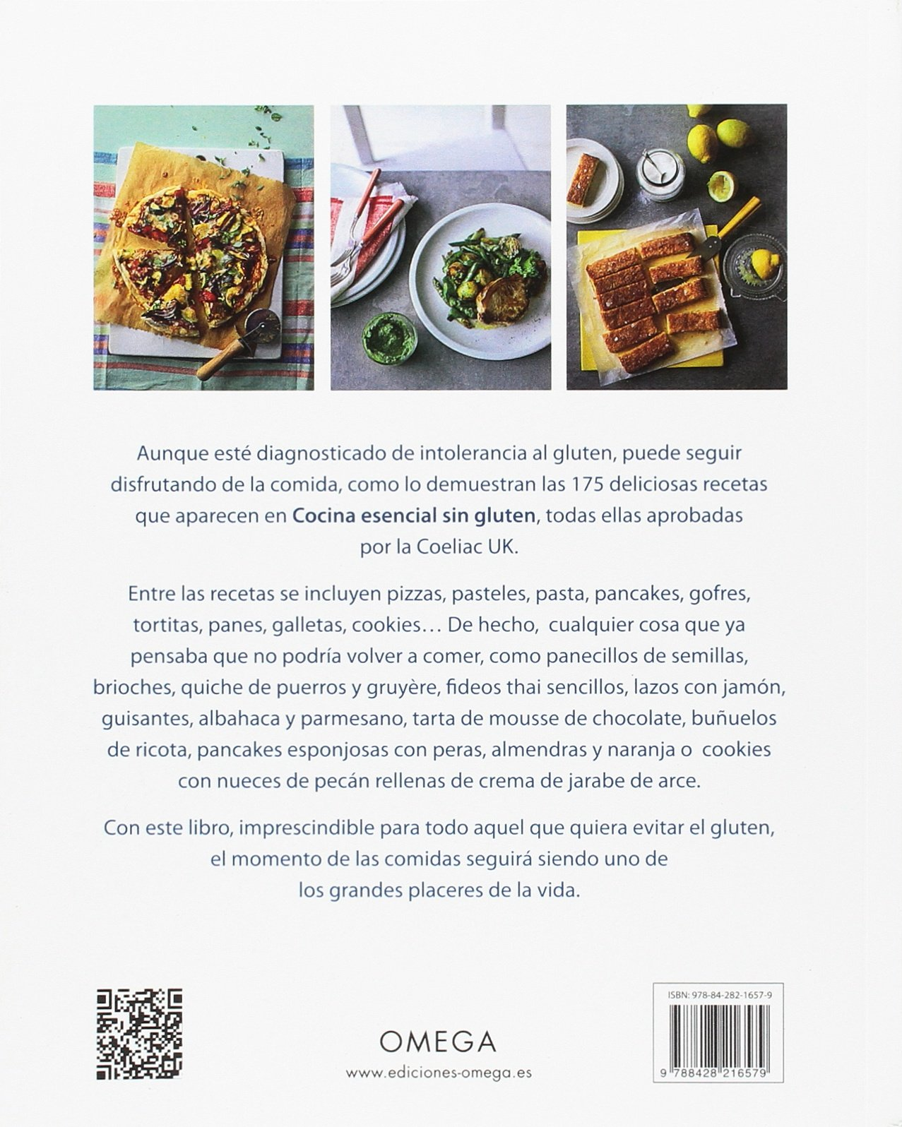 COCINA ESENCIAL SIN GLUTEN: Amazon.es: PHIL VICKERYS, JORDI ...
