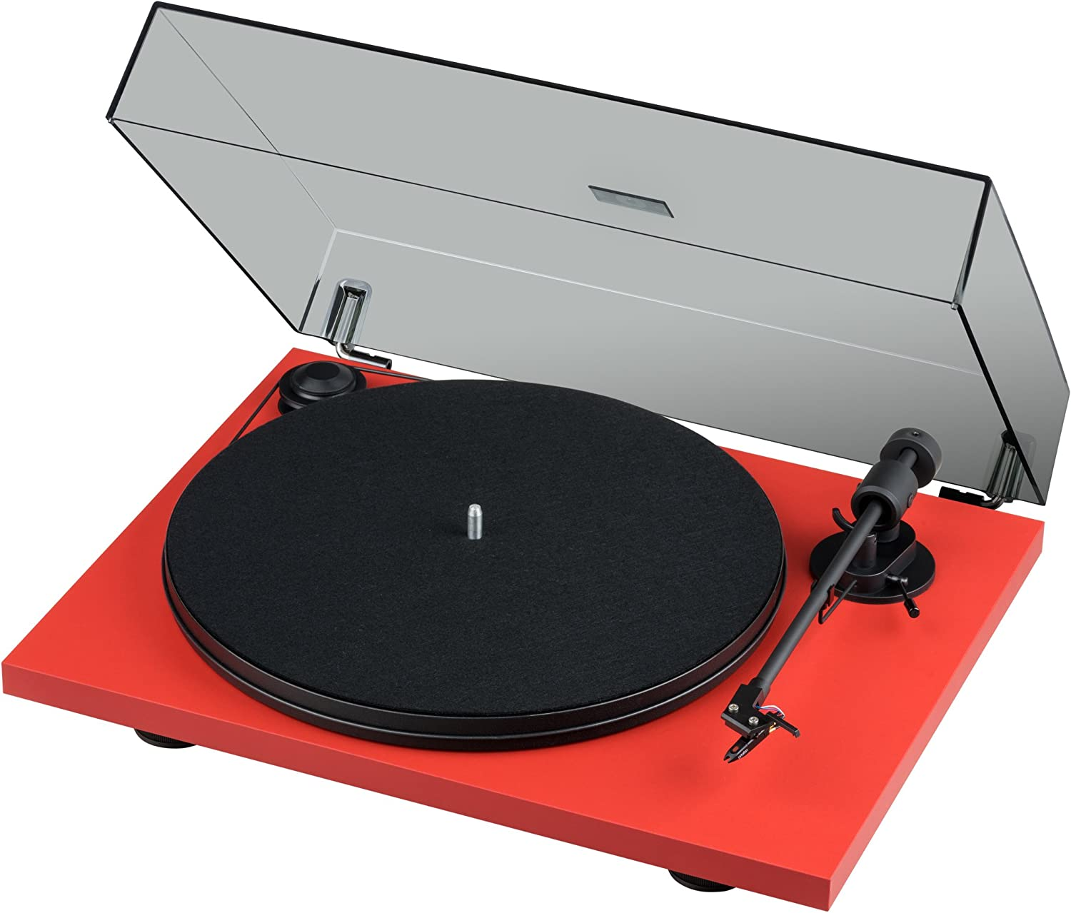 Pro-Ject Primary USB OM5e Red: Amazon.es: Instrumentos musicales
