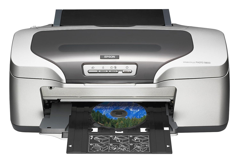 Epson Stylus Photo R800 Impresora de Foto 5760 x 1440 dpi ...
