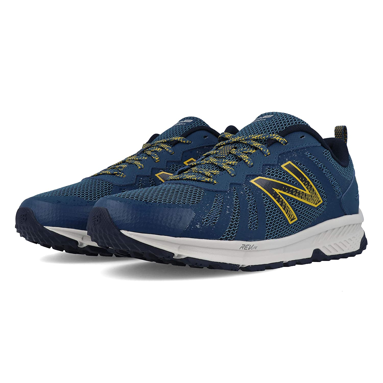 Blau (Blau Blau) New Balance Herren Mt590v4 Traillaufschuhe
