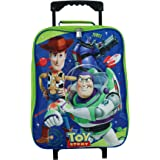 """Toy Story 15"""" Collapsible Wheeled Pilot Case - Rolling Luggage"""