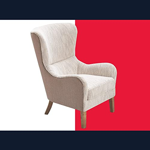 Editors' Choice: Tommy Hilfiger Warner Wingback Upholstered Accent Chair