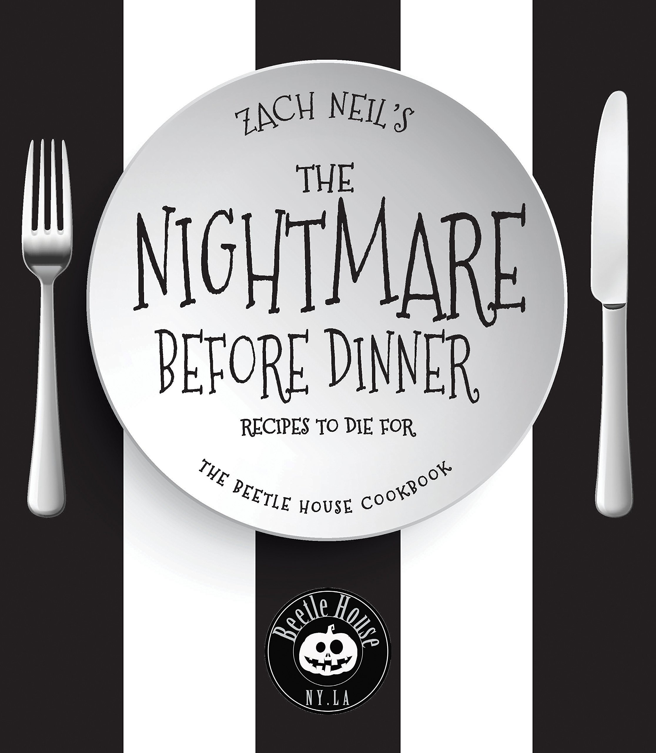 The Nightmare Before Dinner: Recipes to Die For: The Beetle House ...