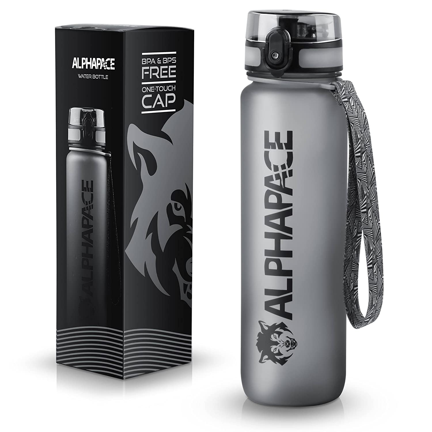 Trinkflasche AlphaPace