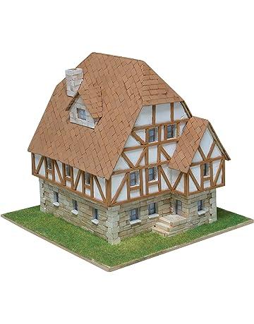 AEDES Aedes1418 - Kit de modelo de casa alemana (31 x 26 x 5 cm