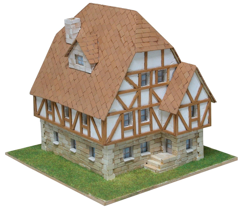 Amazon German House Model Kit Toys Games