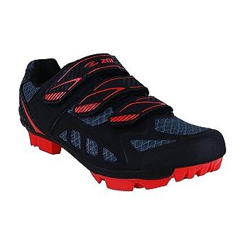 Zol Predator MTB - Zapatillas de deporte para ciclismo y bicicleta de montaña,