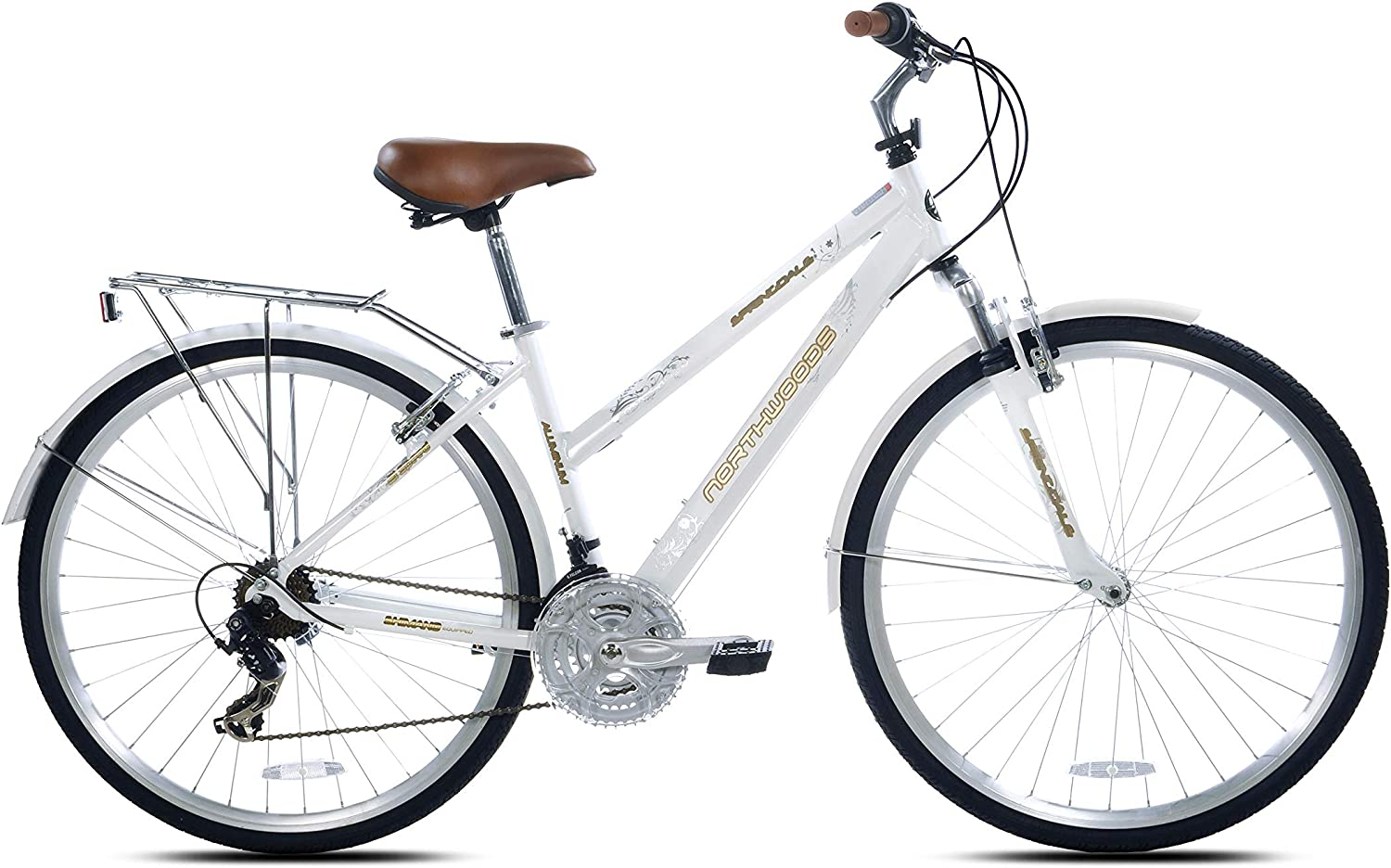 Kent Springdale Women's Hybrid Bicycle for senior woman
