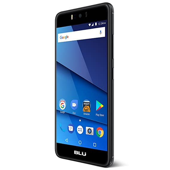 amazon com blu r2 plus 4g lte 5 5 full hd unlocked smartphone