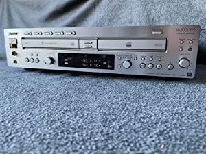 Sony RCD-W2000ES CD Recorder and Player