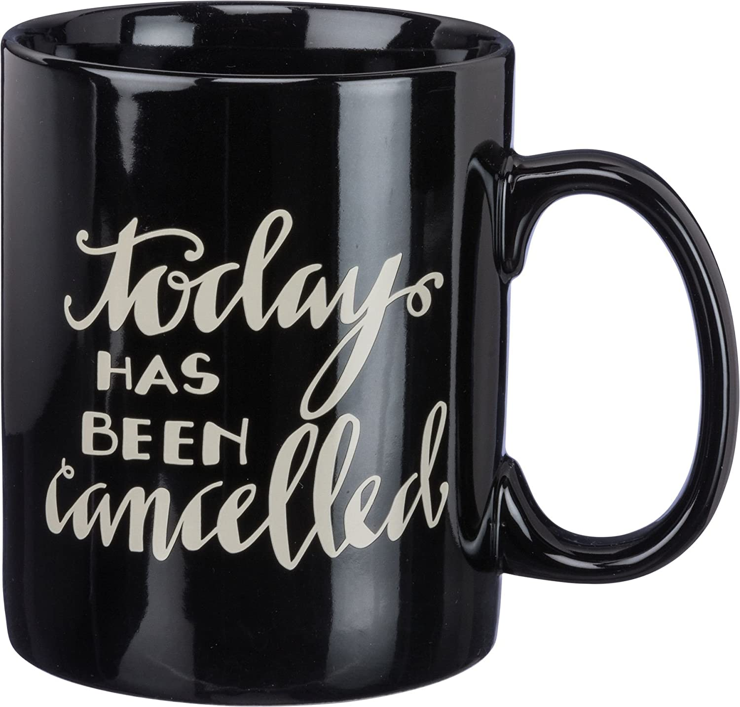 Today has been Cancelled Primitive by Kathy Coffee Mug