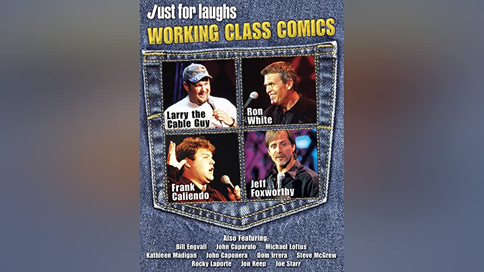 Just For Laughs: Stand-Up Volume 4: Working Class