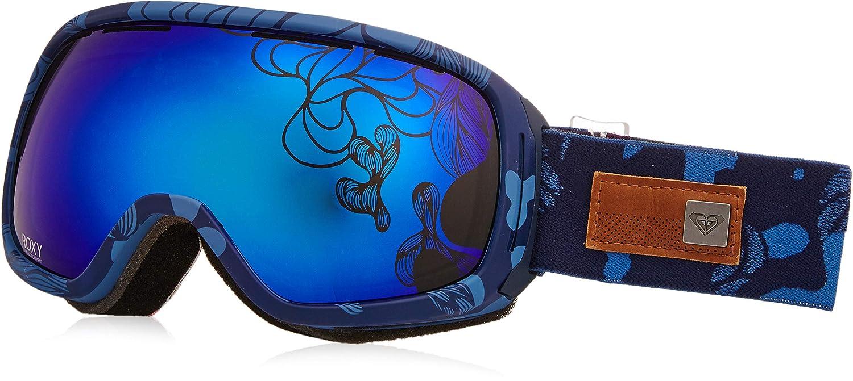 4d7d6501ced4 Amazon.com   Roxy Rockferry Torah Bright Snow Goggles