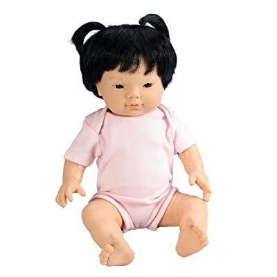 Baby Bijoux Asian Girl Doll: Toys & Games