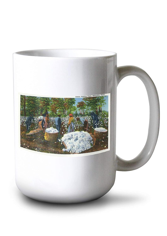 入荷中 メンフィス、テネシー州 – ビューのコットンworkers Laboring a in Mug a 15oz Bloomingコットンフィールド Canvas Tote Bag LANT-30482-TT B07KJJ714K 15oz Mug 15oz Mug, プログレスアイエヌジー:b57a5dc4 --- arianechie.dominiotemporario.com