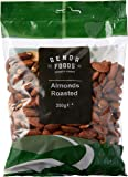 Genoa Foods Almonds Roasted, 350 g, Almonds Roasted
