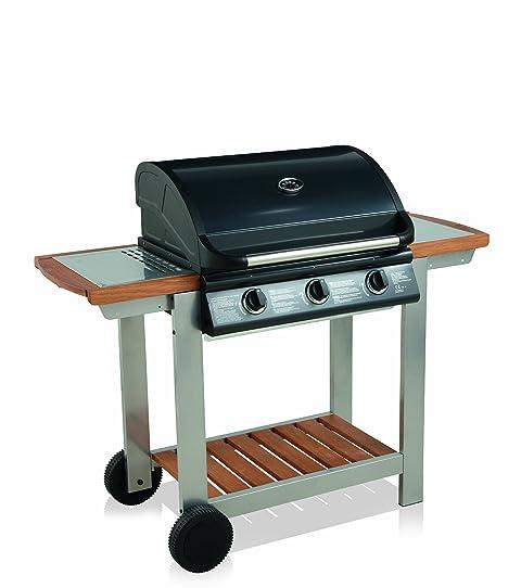 barbecue gaz mixte grille plancha. Black Bedroom Furniture Sets. Home Design Ideas