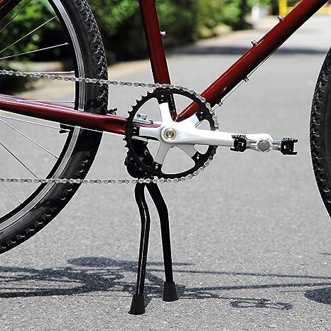 Soldier Fahrrad-Staender-Parkstaender Fahrrad-Stuetzseitenstaender-Fuss-D6F2 1X