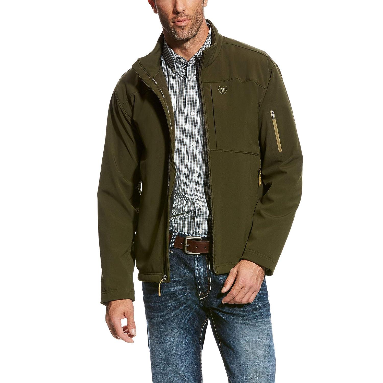 ARIAT Mens Vernon 2.0 Softshell Jacket