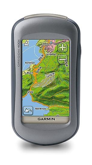 Garmin Oregon T Handheld Gps With European Maps
