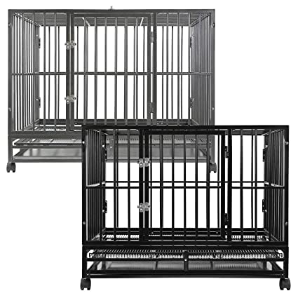 strong dog crate