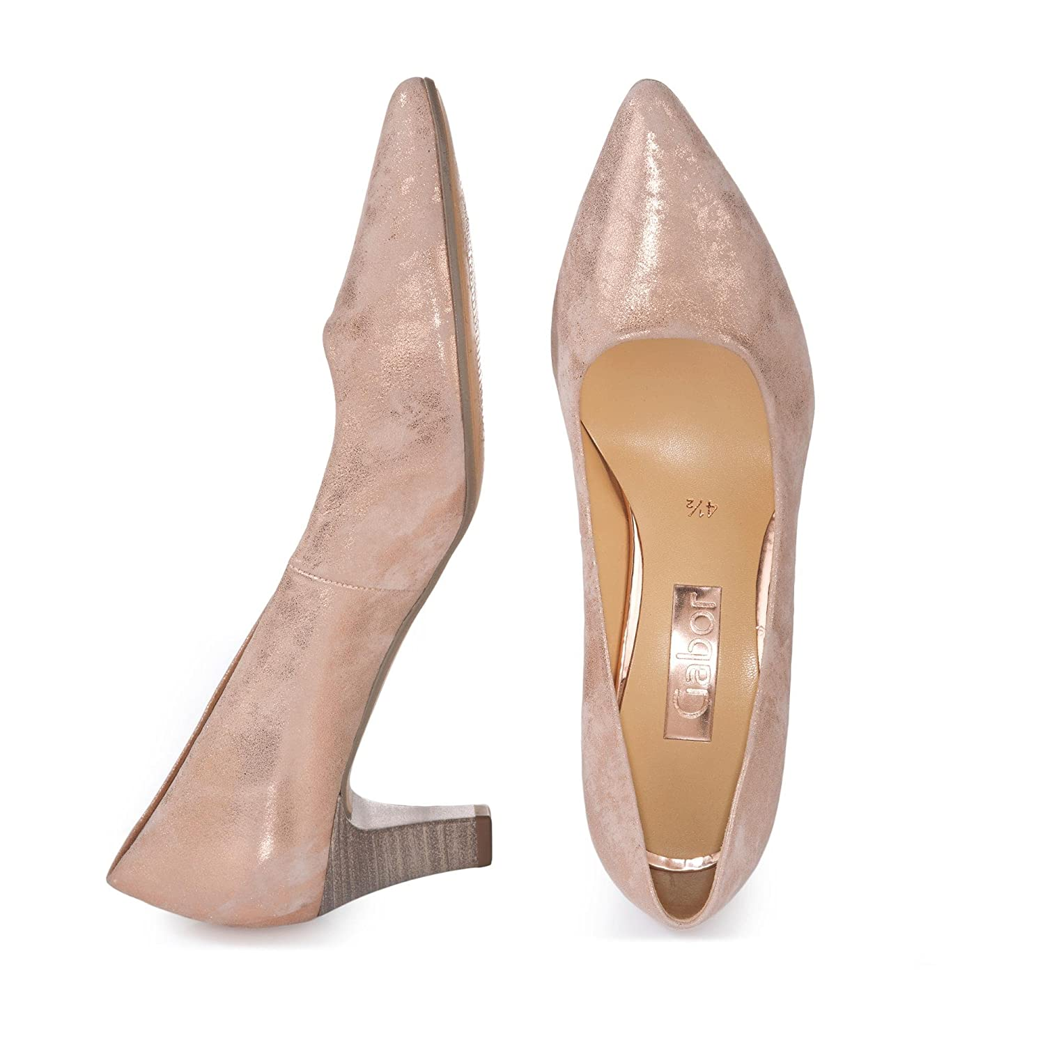 Gabor Damen Pumps 41.250.61 41.250.61 41.250.61 grau 144157 917fe8