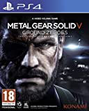 Metal Gear Solid V Ground Zeroes Sony Playstation 4 PS4 Game UK