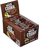 Body Attack Protein Cookie (Double Chocolate Chip), 12 x 75 g