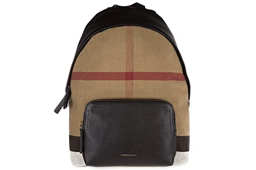 19ad5449abbb Burberry men s rucksack backpack travel beige  Amazon.ca  Shoes   Handbags