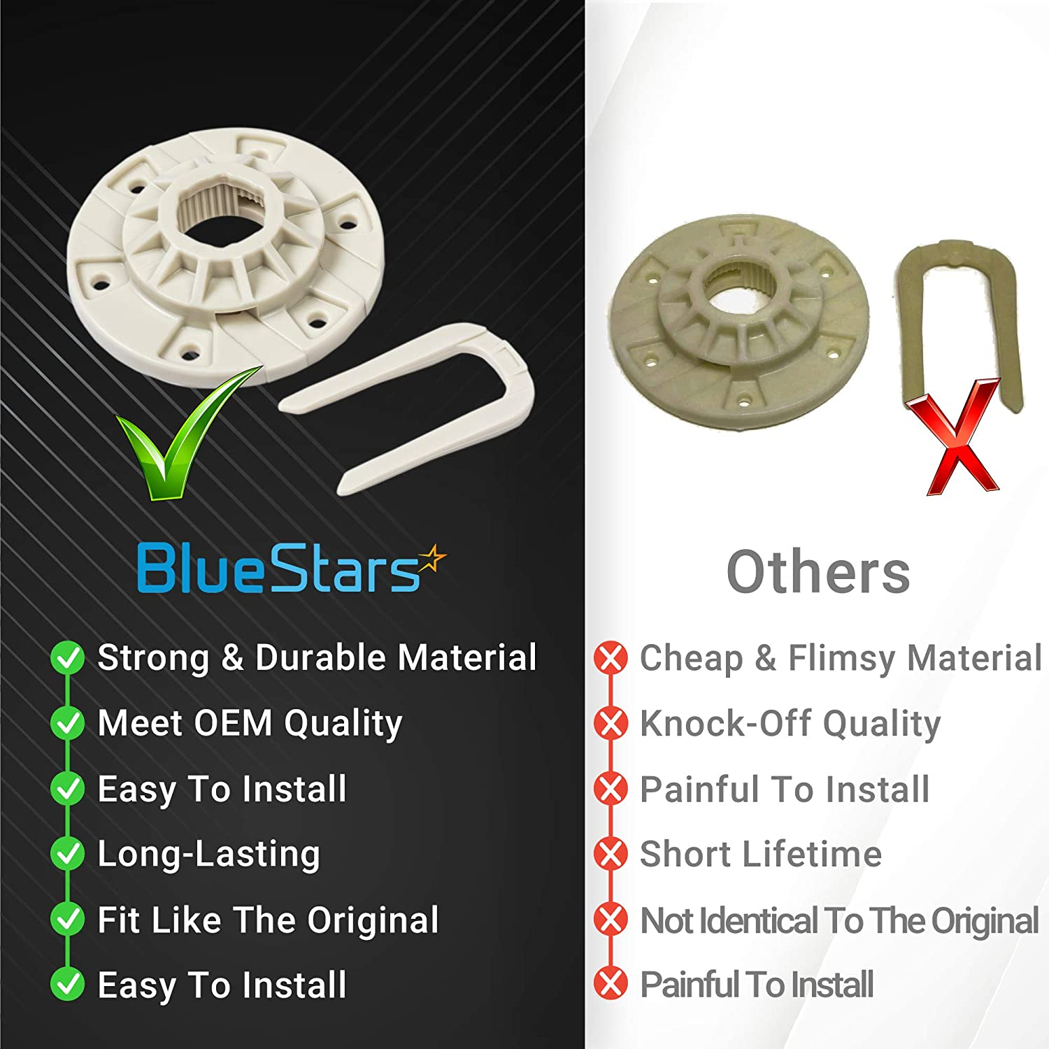 Dryer Parts & Accessories Replacement Parts Ultra Durable ...