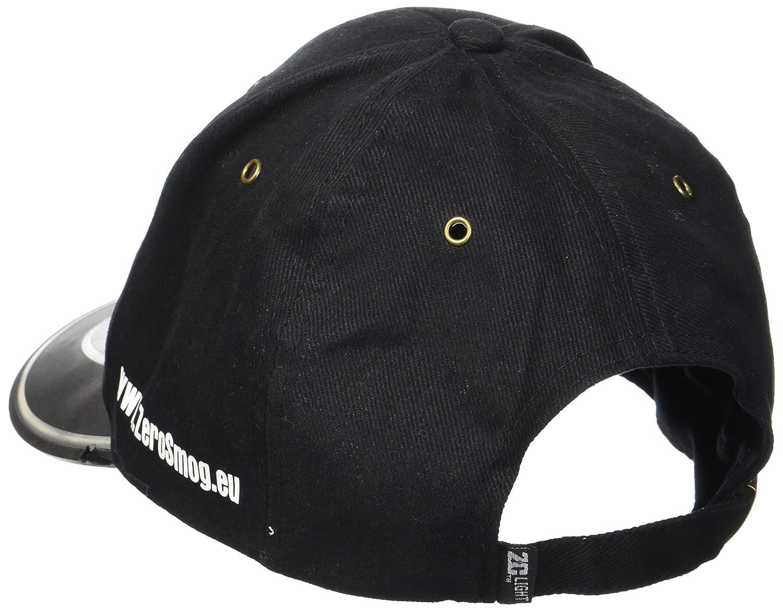 Il Flash Logo Black Baseball Cap Hat ADULTO Taglia unica regolare