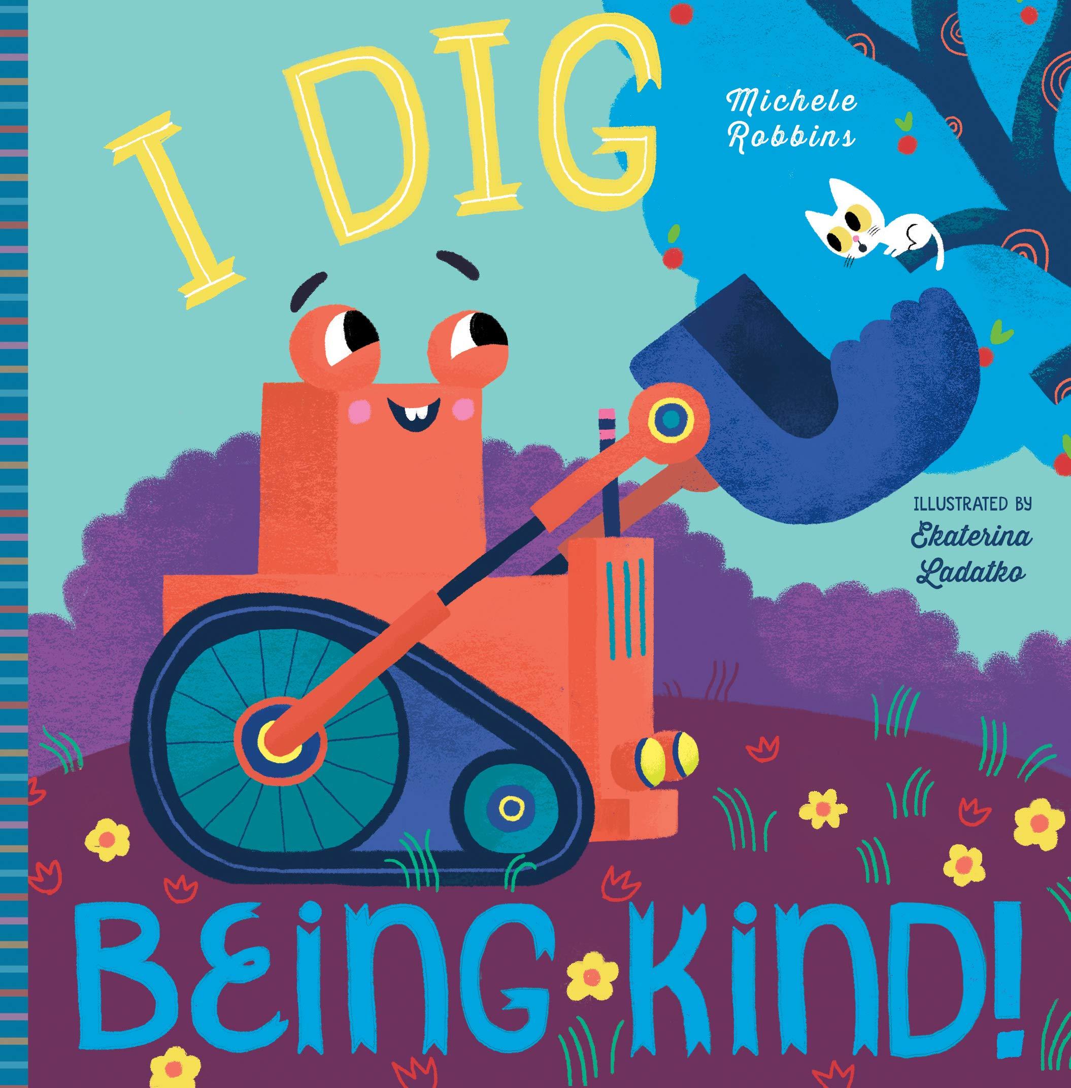 I Dig Being Kind!