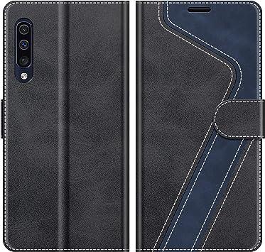 MOBESV Funda para Samsung Galaxy A50, Funda Libro Samsung A50 ...