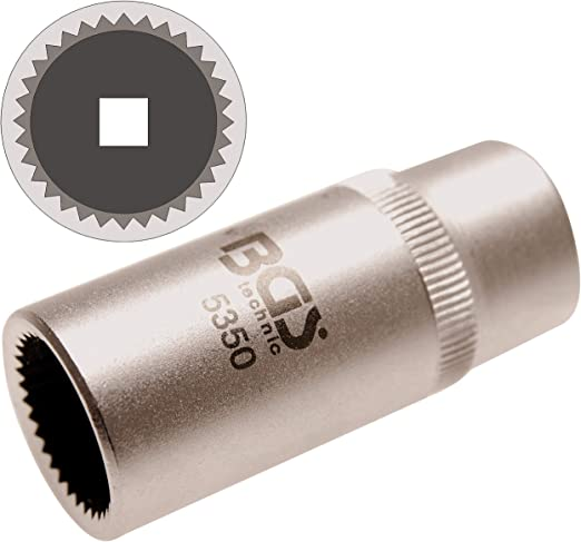 1 2 Multi Point Socket For Mercedes Injection Pumps 33 Teeth Baumarkt