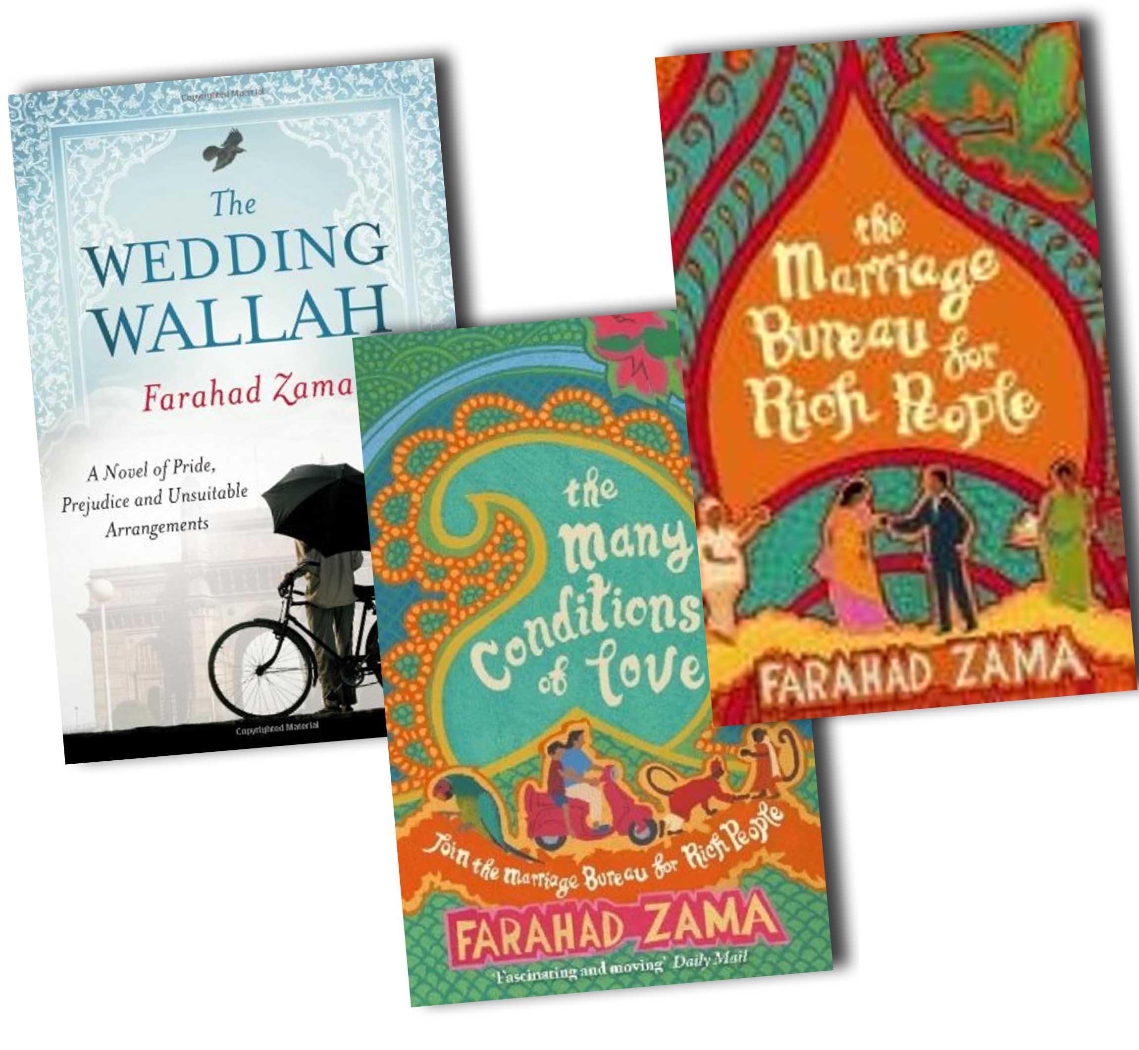 Read Online Farahad Zama 3 Books Collection Pack Set PDF