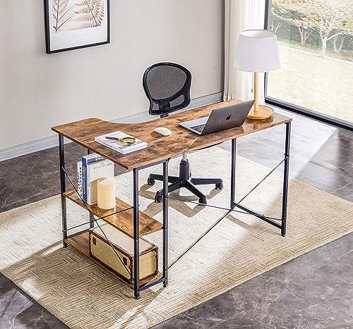 VINEXT L Shaped Desk