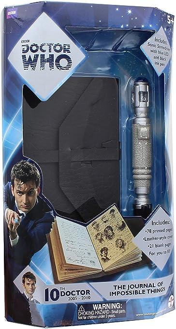 Amazon.com: Doctor Who–Diario de la ...