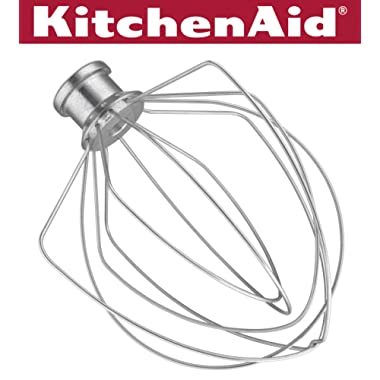 KitchenAid KN256WW 6-Wire Whip for 5 and 6 Quart Lift Stand Mixers