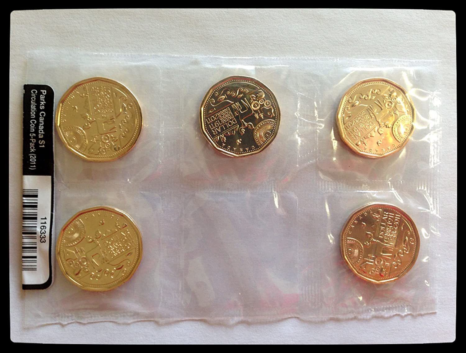 2011 Canada Uncirculated Set of Coins