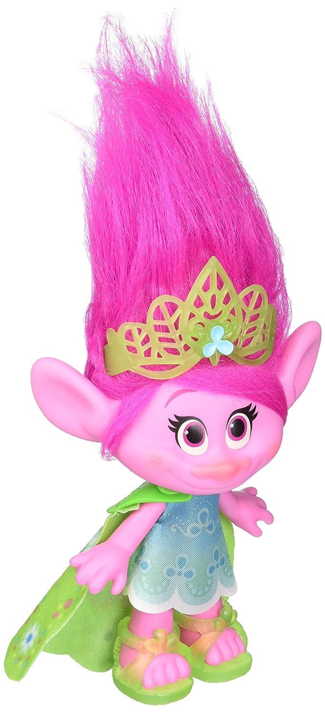 amazon com dreamworks trolls poppy 9 inch figure toys u0026 games