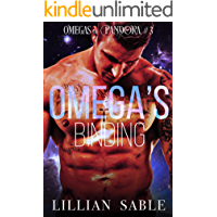 Omega's Binding (Omegas of Pandora Book 3)