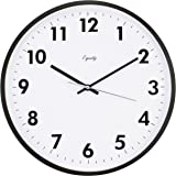 Equity by La Crosse 25509 14-Inch Commercial Wall Clock